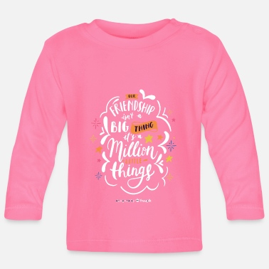 Friendship Friendship | Friendship - Baby Longsleeve Shirt