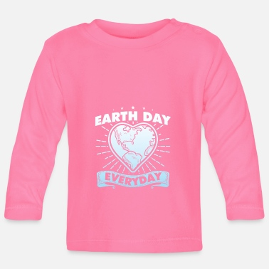Mother Earth mother Earth - Baby Longsleeve Shirt