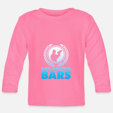 Bar bar - Camiseta de manga larga bebé