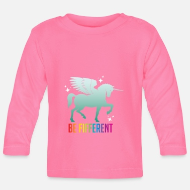 Be Different Be different - Baby Langarmshirt