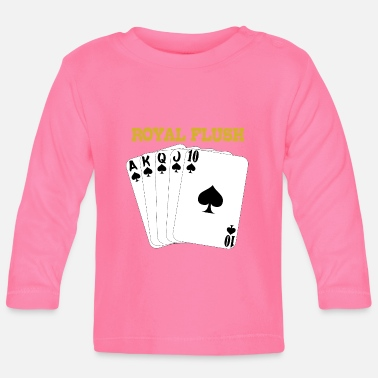 Royal Flush Royal Flush - Baby Langarmshirt