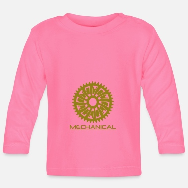 Mechanic Mechanical - Mechanical - Baby Longsleeve Shirt
