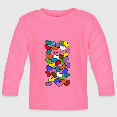 Baby-Shirt colorbeans - Baby Langarmshirt
