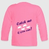 catch me if you can Babyfüße - Baby Langarmshirt