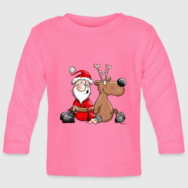 Christmas Dreamteam - Baby Long Sleeve T-Shirt
