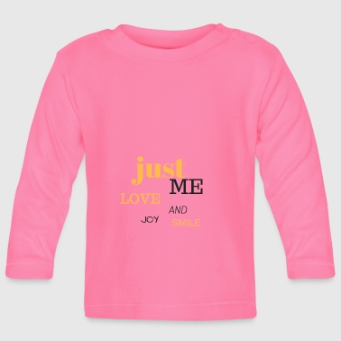 JUST ME - T-shirt