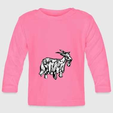 Goat - Baby Long Sleeve T-Shirt