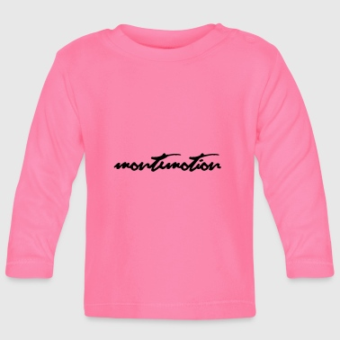 monte motion - Baby Long Sleeve T-Shirt