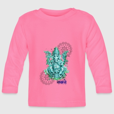 Ganesh for fortune - Baby Long Sleeve T-Shirt