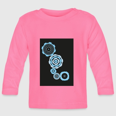 gears - Baby Long Sleeve T-Shirt