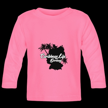 Caribbean Life Germany - Baby Long Sleeve T-Shirt