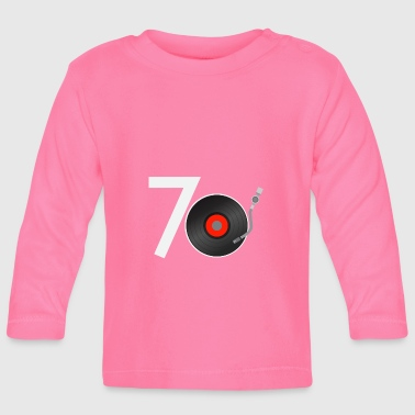 seventies music - Baby Long Sleeve T-Shirt