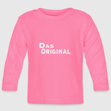 The original - Baby Long Sleeve T-Shirt