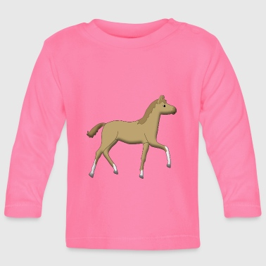 foal - Baby Long Sleeve T-Shirt