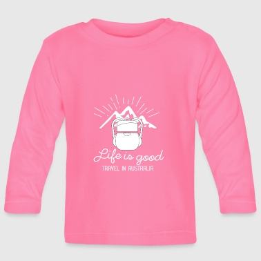 Travel travel - Baby Long Sleeve T-Shirt
