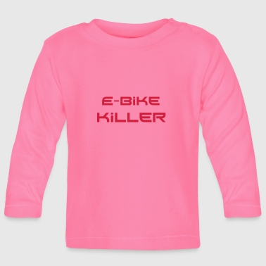e-bike killer - Baby Langarmshirt