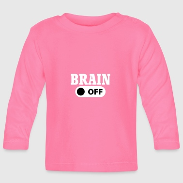 Brain off - T-shirt
