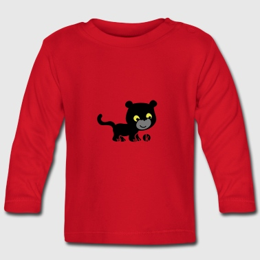 Panther - Baby Long Sleeve T-Shirt