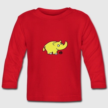 Nashorn (mc) - Baby Long Sleeve T-Shirt