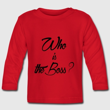 wie de baas is - T-shirt