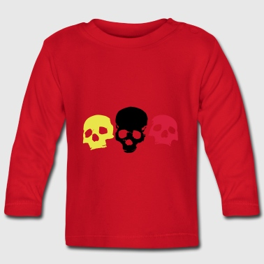 skulls-on-parade - Baby Langarmshirt