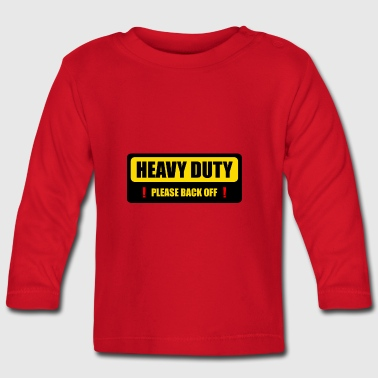 Heavy alternatively in motion - Baby Long Sleeve T-Shirt