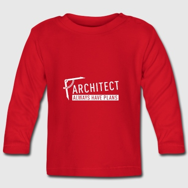 Architect - Baby Long Sleeve T-Shirt