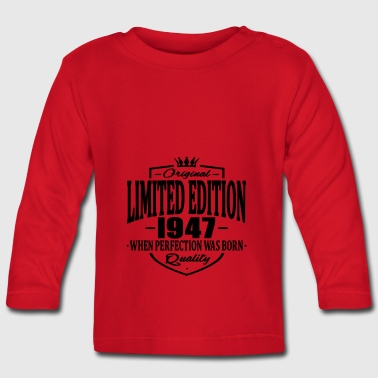 Limited edition 1947 - Baby Long Sleeve T-Shirt