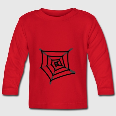 Spider web - Baby Long Sleeve T-Shirt