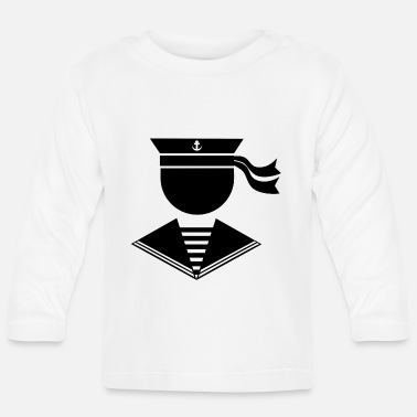 Marine Marine - Baby Long Sleeve T-Shirt