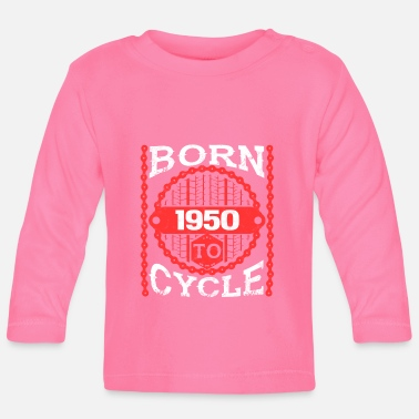 Moutainbike born cycle moutainbike fahrrad - Baby Langarmshirt