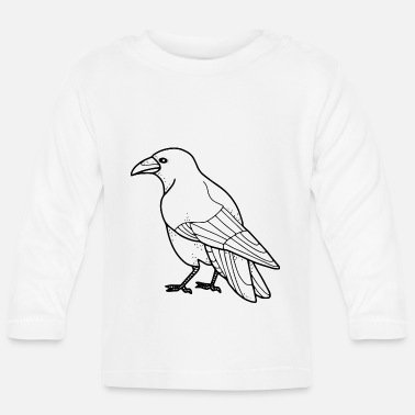 Carrion Carrion crow - Baby Longsleeve Shirt