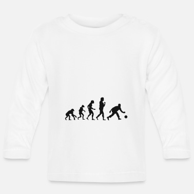 Evolution Kegel Evolution Bowling Evolution - Baby longsleeve