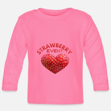 Event Strawberry Event - Baby Langarmshirt
