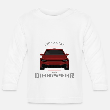 Flee Motorists flee - Baby Longsleeve Shirt