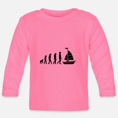Pawl SAILING EVOLUTION - Baby Longsleeve Shirt