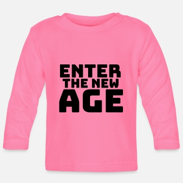 New Age Enter the new Age - Baby Langarmshirt