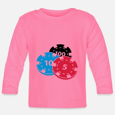 Pokerchips Pokerchips - Baby Langarmshirt