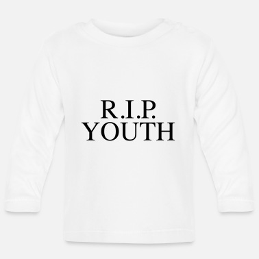 Youth RIP YOUTH - Baby Longsleeve Shirt