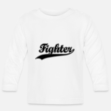 Fight Fighter - Baby Langarmshirt