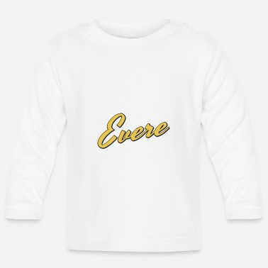Ever Evere - Baby Langarmshirt
