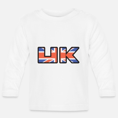 Uk UK - Baby Longsleeve Shirt