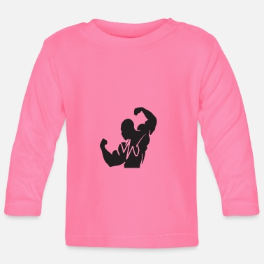 Wear Migi wear : Muscle men - Baby longsleeve