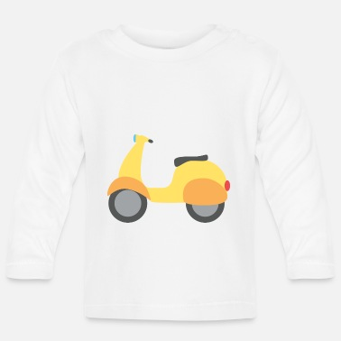 Scooter Scooter - Baby Longsleeve Shirt