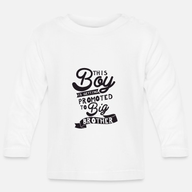 Grote Big Brother Big Brother - Baby longsleeve