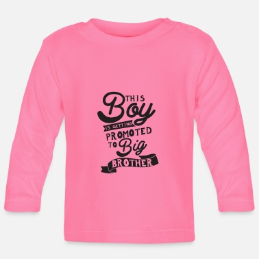 Broer Big Brother Big Brother - Baby longsleeve