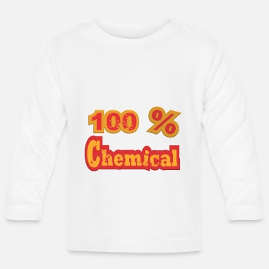 100% chemical - Baby Longsleeve Shirt