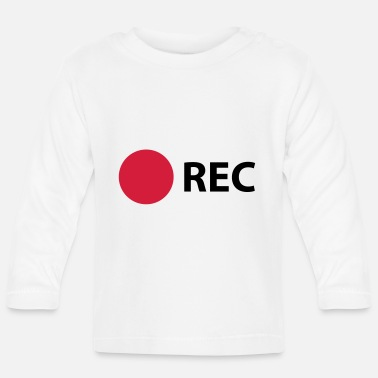 Record RECORD - Baby Longsleeve Shirt