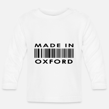 Oxford Made in Oxford - Baby Longsleeve Shirt