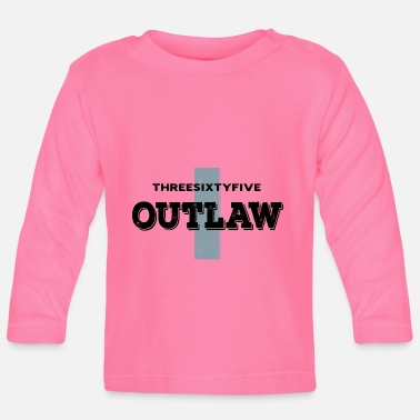 Start Threesixtyfive Outlaw - Baby longsleeve